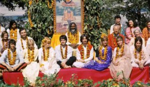 Beatles and Maharishi