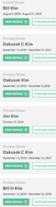Jim Yong Kim, Bill Kim, Oaksook Kim