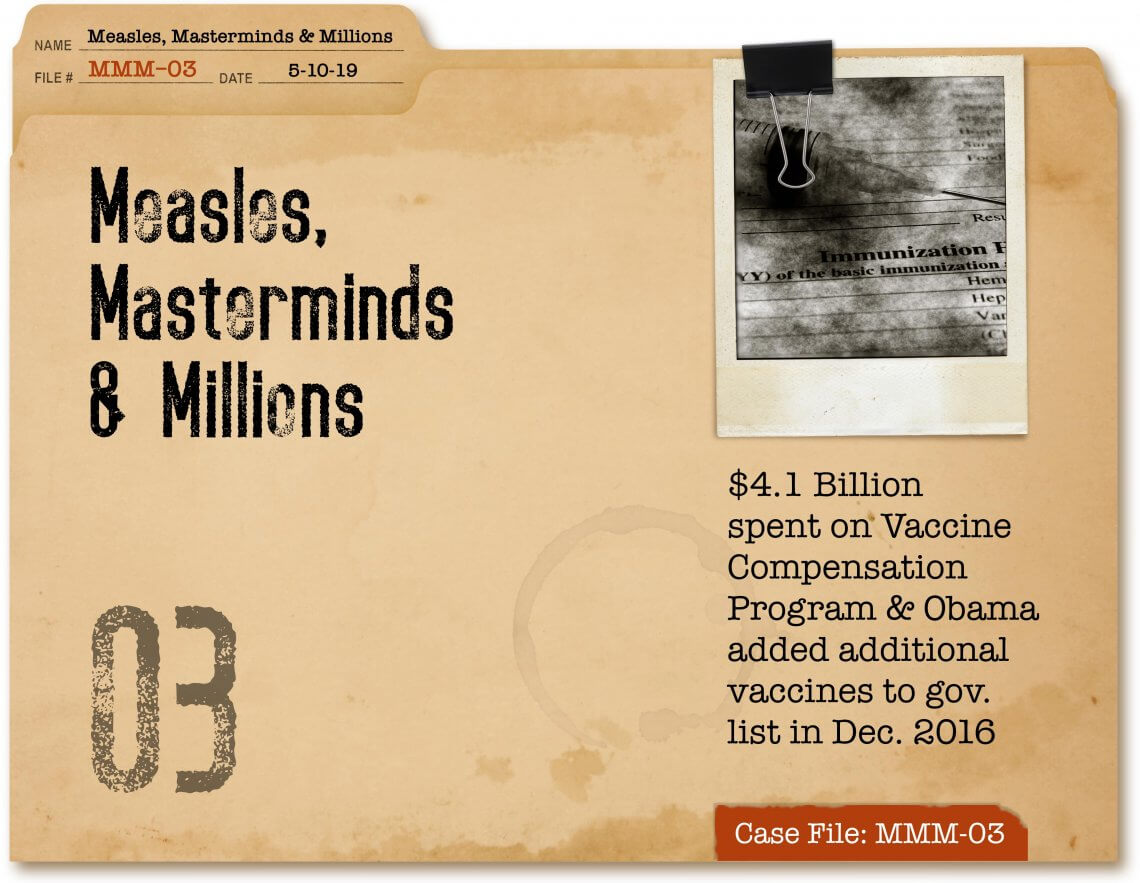 vaccine industry and compensation fund