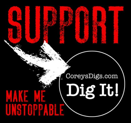 Support Corey's Digs!