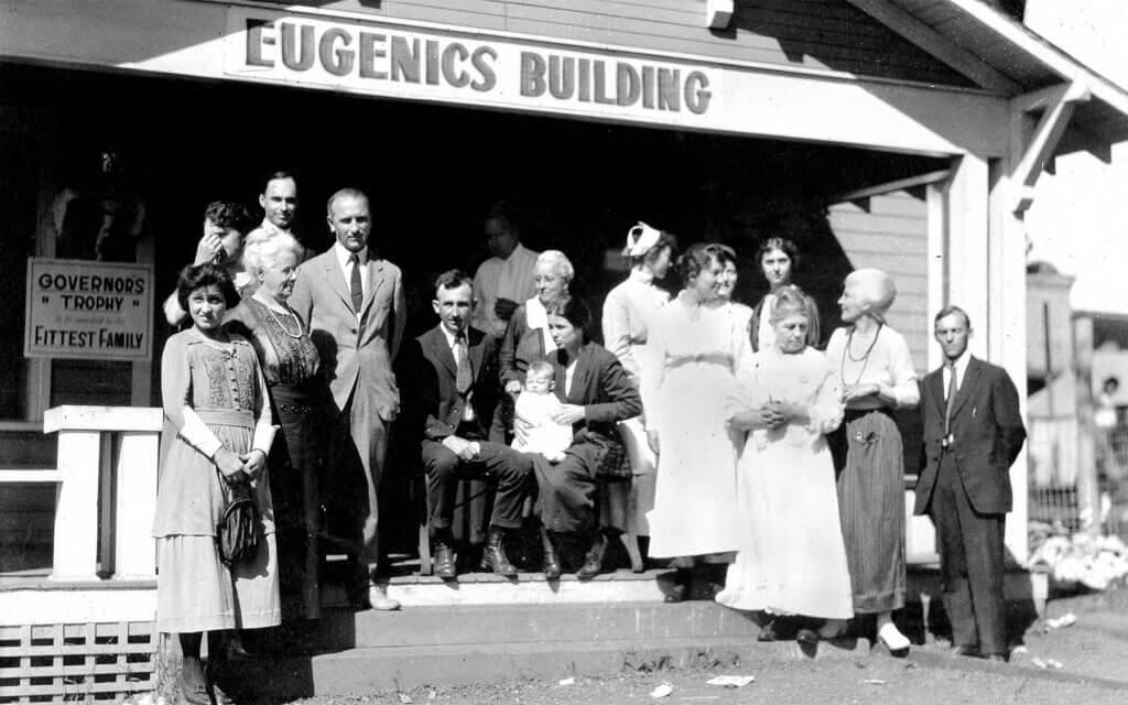 eugenics building
