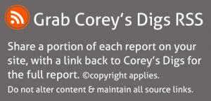 Grab Corey's Digs RSS