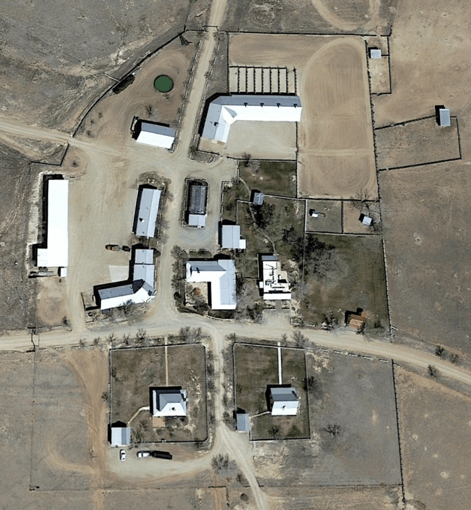 Is Jeffrey Epstein's Zorro Ranch Insulated?   coreysdigs com