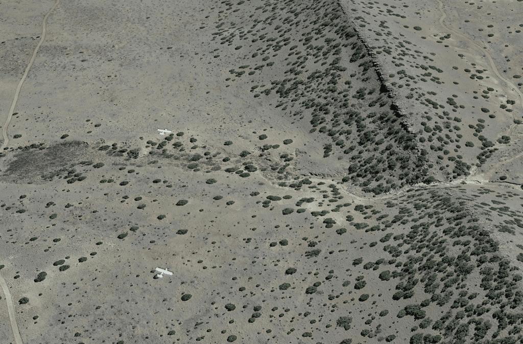 Jeffrey Epstein Cessna planes hidden New Mexico