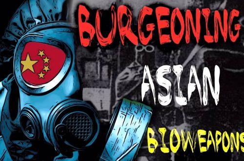 Biological Weapons, China, SARS and Novel Coronavirus
