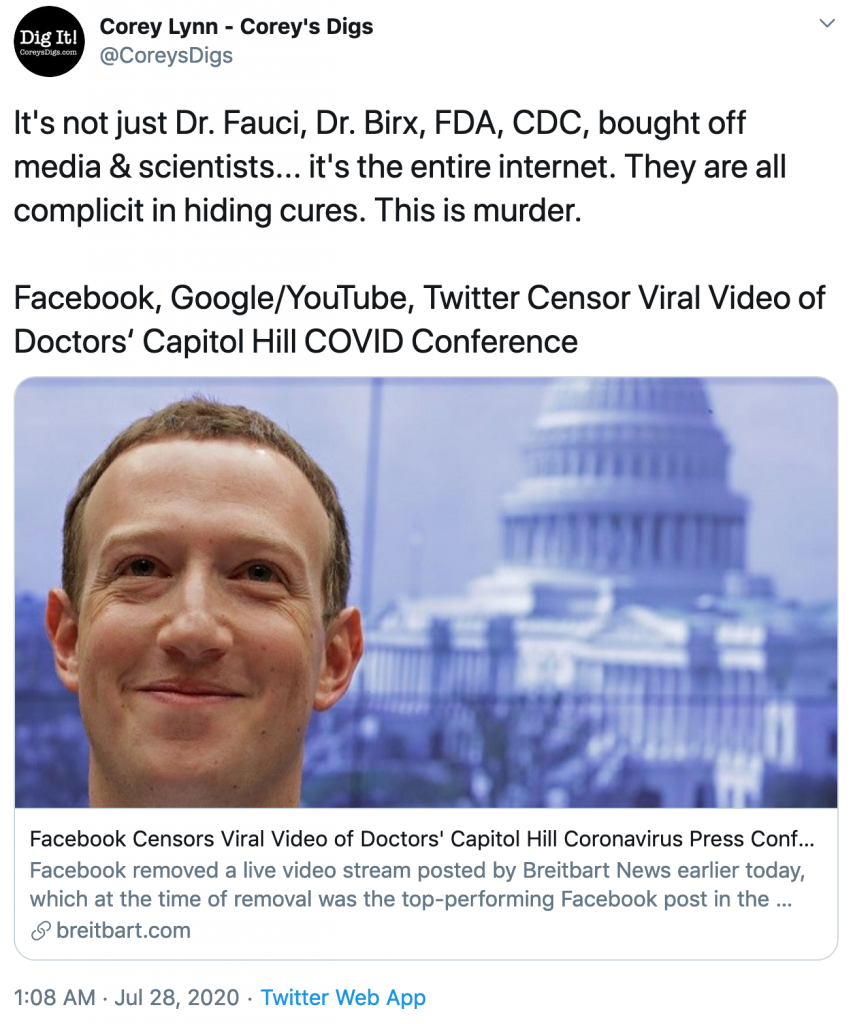 Big-Tech-Censorship-853x1024 COVID-19: The Coverup, The Cure, and Key Evidence