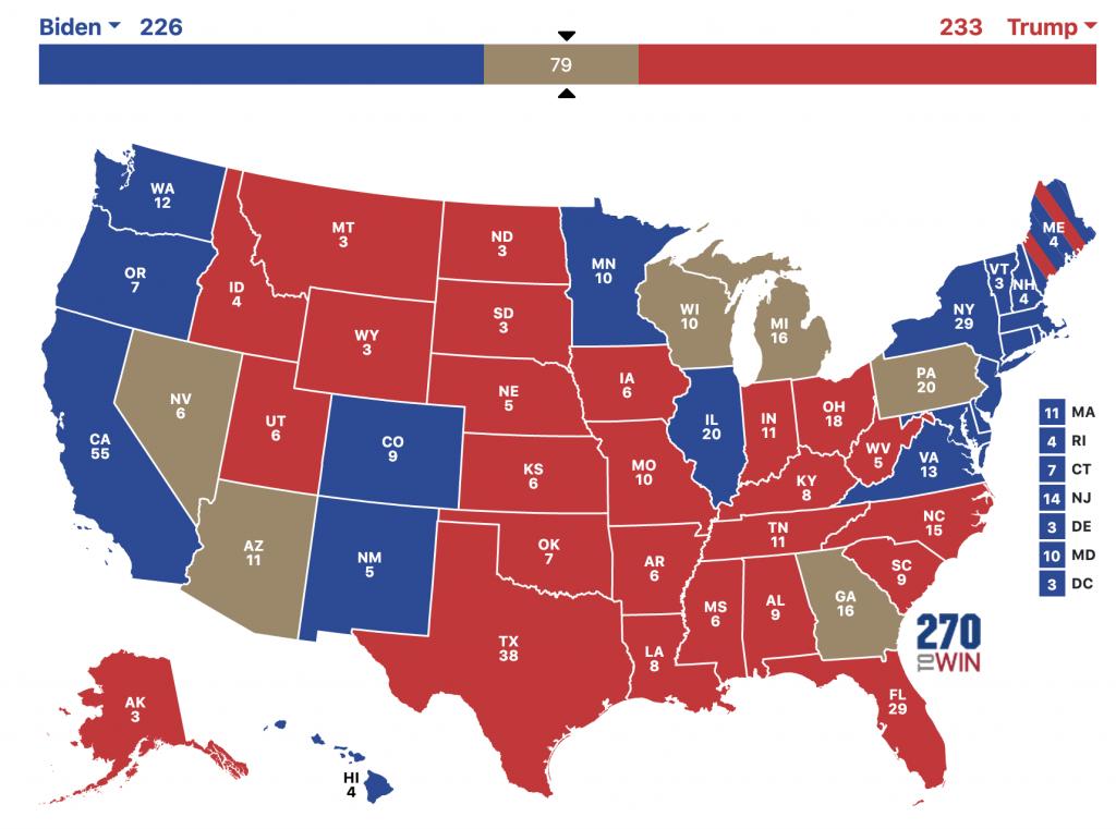 2020 Election shenanigans in Virginia? – IOTW Report
