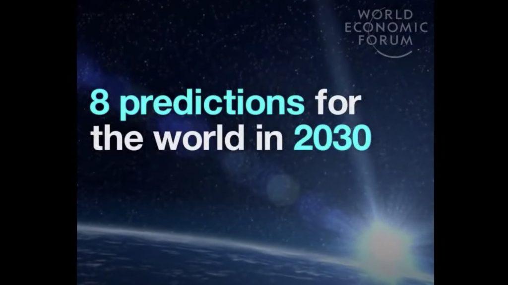 WEF 8 Predictions